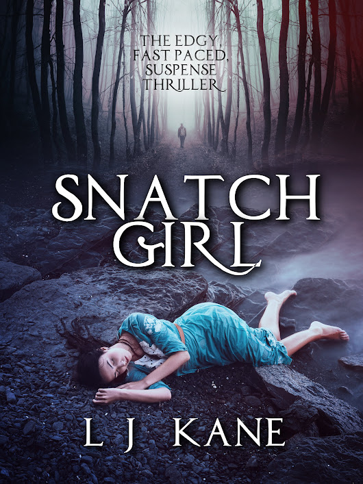 Teaser Tuesday- Meet Ellie from Snatch Girl by L.J. Kane | Heidi Angell