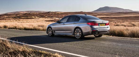 BMW 520d M Sport Review
