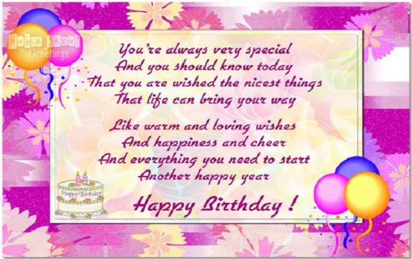 Happy Birthday Poem For Friend Pictures Photos And Images For
