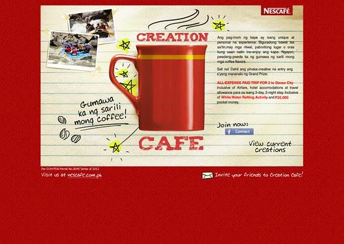 NESCAFECreationCafe