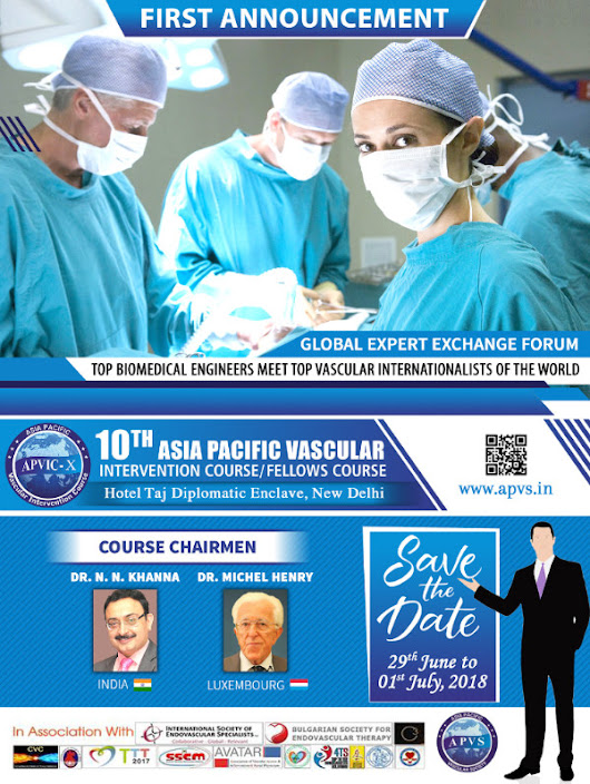 10th Asia Pacific Vascualr Intervention Course / Fellow's Course