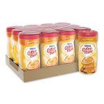 Non-Dairy Powdered Creamer, Hazelnut, 15 oz Canister, 12/Carton 12345CT