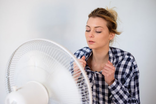 Facing the heat: What's the cause of your hot flashes? - Tri Living Well