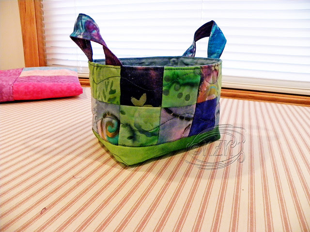 DSCN2345 Fabric Basket