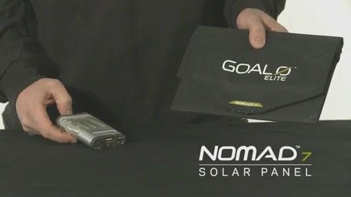 Portable Solar Panels, Nomad & Boulder Solar Panels - Goal Zero