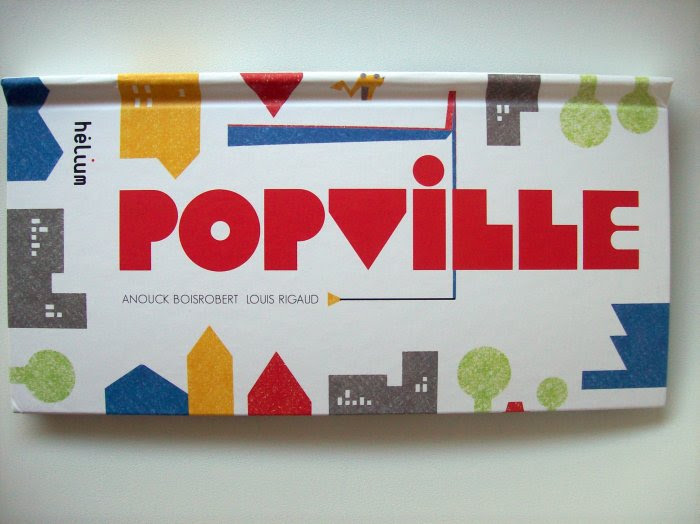 Book of the week-Popville