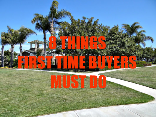 8 Home Buying Tips for First Time Buyers