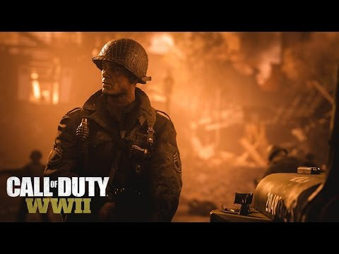 First trailer for Call of Duty: WWII released ~ Opinions For Geeks