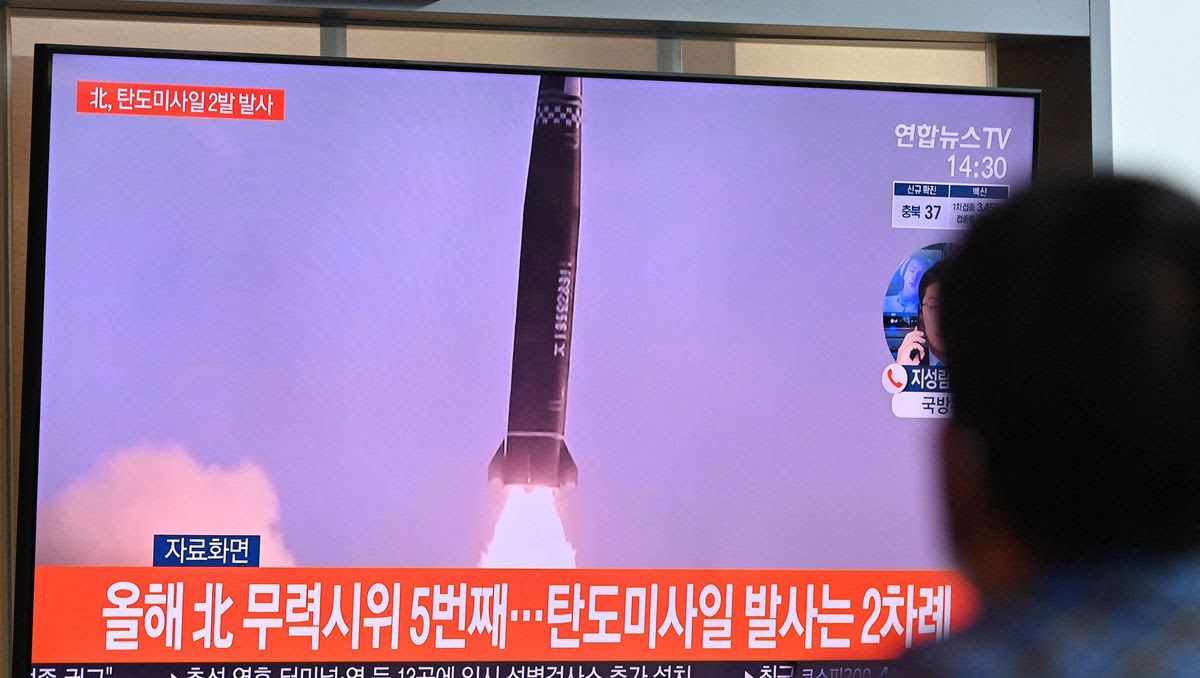 Tokio protestiert: Nordkoreanische Rakete landet in Japans Hoheitsgebiet
