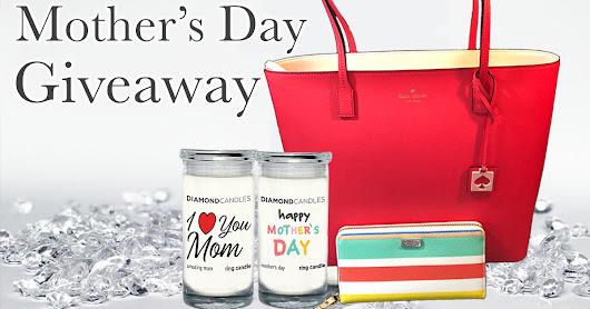 Diamond Candles 2018 Mother's Day Giveaway