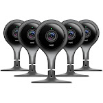 Nest Cam Indoor 5 Pack Bundle
