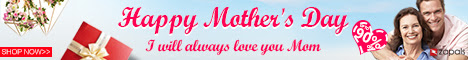 Enjoy Up to 90% OFF Happy Mother's Day at Zapals. Find the best gift for your mom.