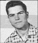 junior class yearbook photo of Dennis L. Rader was published in the 1962 Talon, the yearbook for Wichita Heights High School.