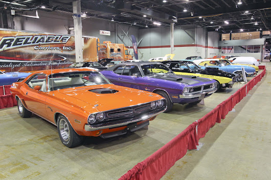 Mopars Hit MCACN Chicago—Giant 142 Photo Gallery! - Hot Rod Network
