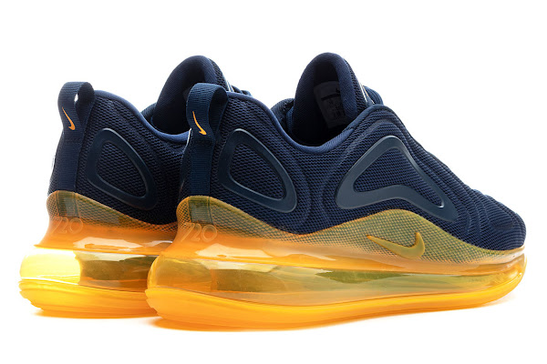 outlet store 4e9e9 09fa7 The Nike Air Max 720 For Virginia Fans Is Here