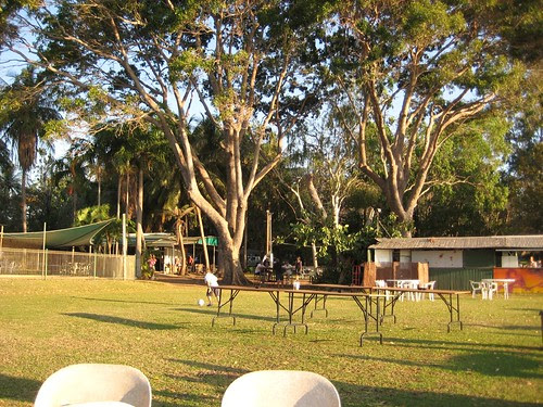 Darwin Ski Club lawns