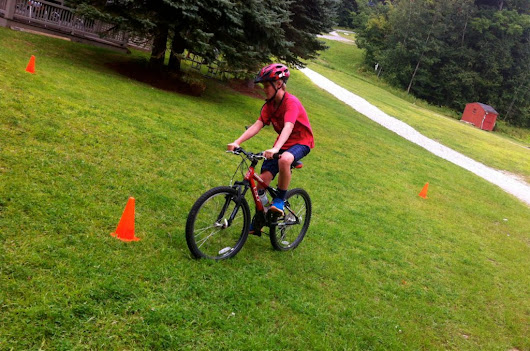 Enjoy a Family Mountain Biking Adventure at Smuggler's Notch