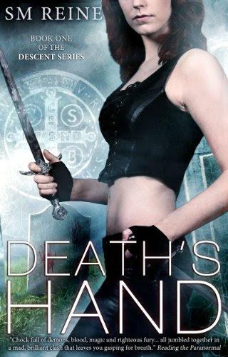 Death's Hand (#1) (The Descent Series) by SM Reine