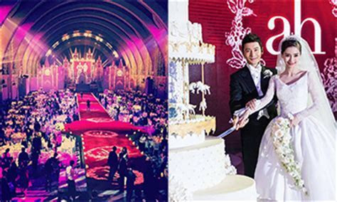 Chinese star Angelababy marries in spectacular wedding