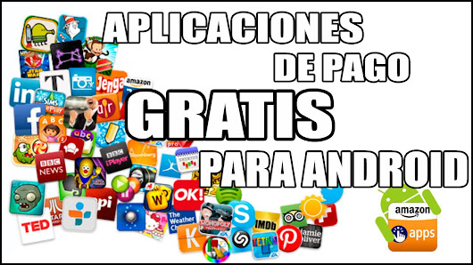 36 Apps valoradas en 100€ (Android) – GRATIS en Amazon