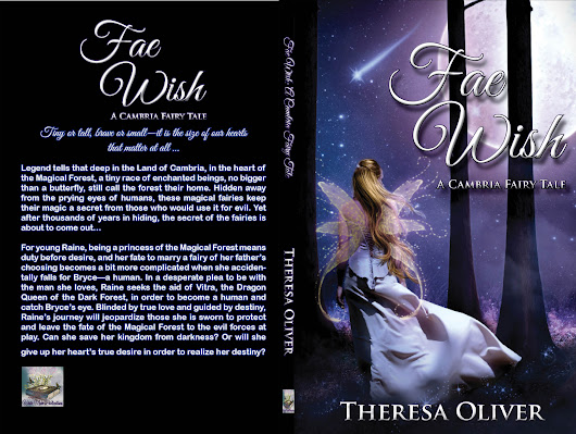 Tour-Excerpt & Guest Post: FAE WISH by Theresa Oliver