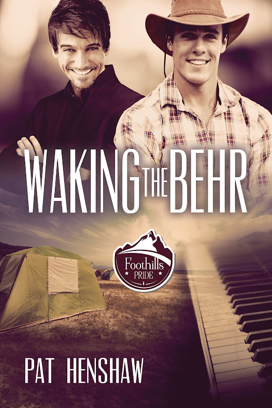 Blog Tour ~ WAKING THE BEHR by Pat Henshaw