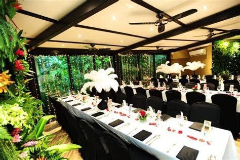 Wedding venues in Singapore: Best restaurants and cafes