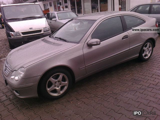 2004 Mercedes-Benz CL 200 * CLIMATE CONTROL * 87 265 * 6 ...