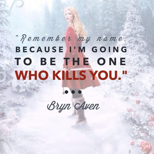 Frostfire (Kanin Chronicles, Book #1) Teaser Quote #1