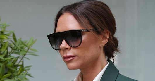 The 15 Most Iconic Hairstyles From Victoria Beckham's Beauty Archive