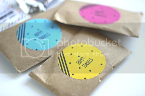 Travelling with Kids | Passenger packs by Polkadot Prints