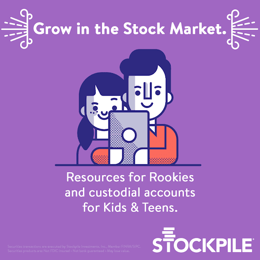 Fractional Stocks & My Stockpile.com Review - Outside the Box Mom | Working Mom Blog
