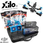 "Xilo 5"" hd digital freestyle beginner drone bundle - joshua bardwell edition - 2600 kv 4s"