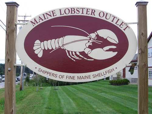 Lobster Outlet and sock