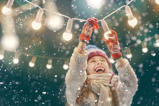 Lori Calabrese MD suggests ways to build Christmas cheer and Hanukkah happiness by next year.