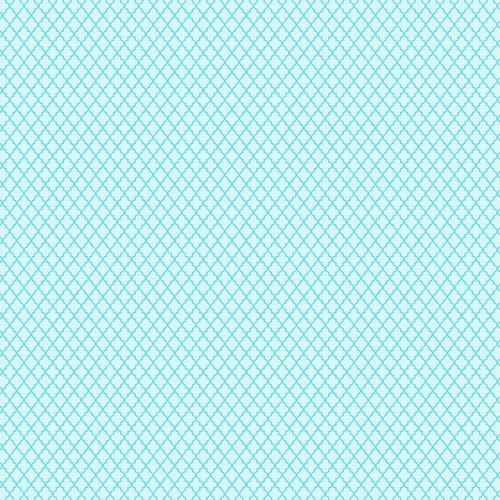 34-Turquoise_tiny_monochromatic_Moroccan_tile