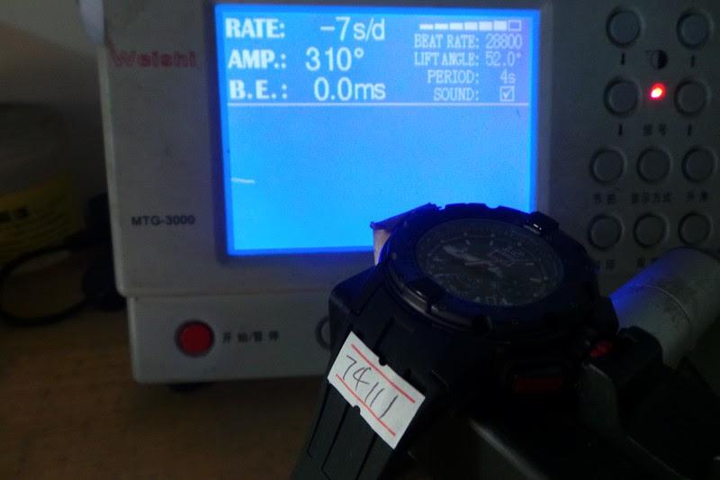 Richard Mille RM025 Movement Test