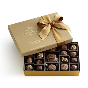 19 pc. Nut and Caramel Gift Box   GODIVA