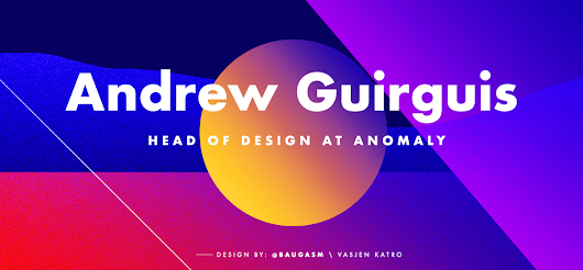 Life of Design: Andrew Guirguis – Life of Thought – Medium