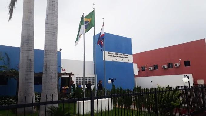 Câmara de Guamaré lança edital para concurso público de níveis médio e superior