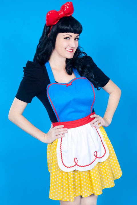 Disney Princess Inspired Aprons For All Your Kitchen Cosplay Needs