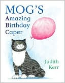Mog's Amazing Birthday Caper by Judith Kerr: Book Cover