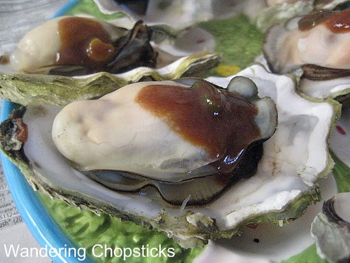Steamed Oysters with Black Bean Sauce 1