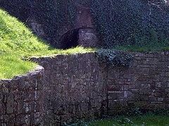Exeter Roman Wall
