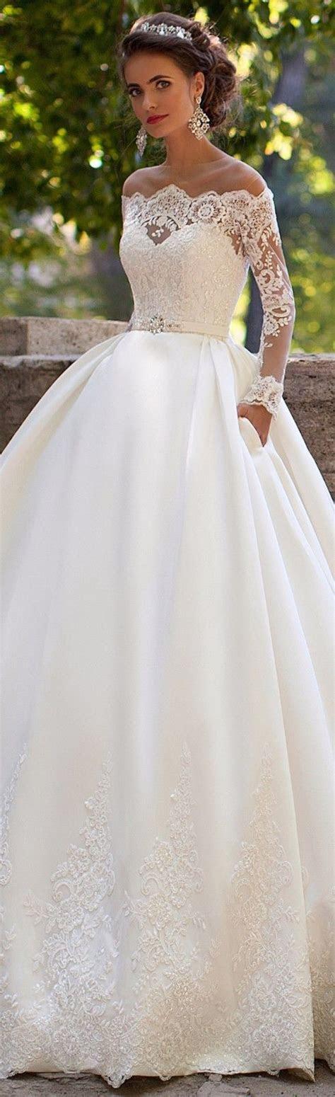 robe de mariee milla nova princesse avec de la dentelle