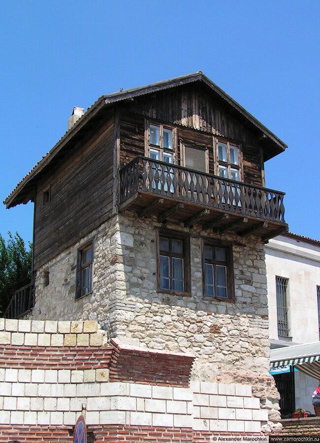 Архитектура Несебра (Болгария)