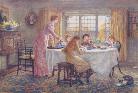 The Children's Tea