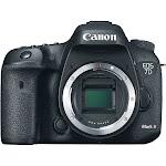Canon EOS 7D Mark II 20.2 MP Digital SLR Camera - Body Only