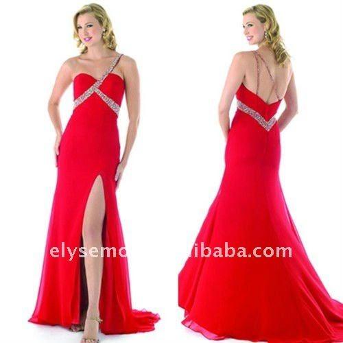 Very Revealing Prom Dresses