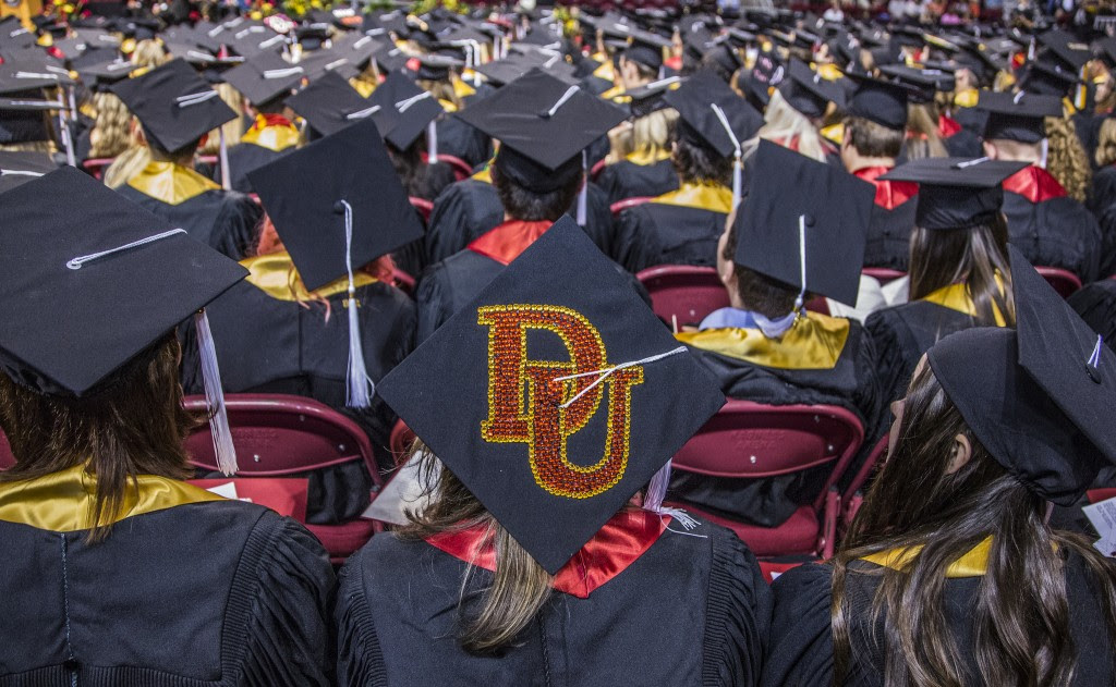 university of denver after graduation